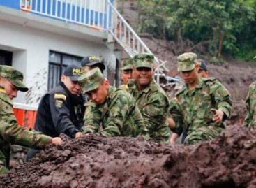 Colombia enfrenta segunda tragedia invernal en menos de un mes