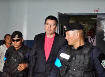 Moncada  Luna seguirá esperando por audiencia para revisar su sentencia