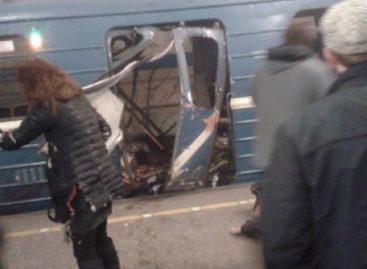 Autoridades detuvieron a presunto organizador del atentado de San Petersburgo