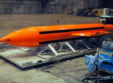 EEUU lanzó su bomba no nuclear más potente en Afganistán