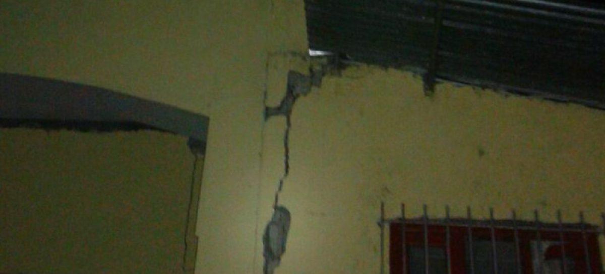 Más de seis viviendas afectadas por sismo en Chiriquí: Van 33 réplicas