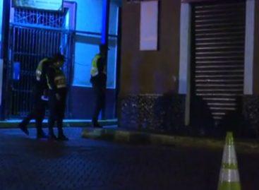 En confuso incidente resultó herida una turista en el Casco Antiguo