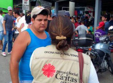 Cáritas atenderá a migrantes cubanos pese al plazo que puso Varela