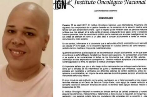Milagros Lay, ¿una estafadora que se hizo pasar por paciente oncológica?