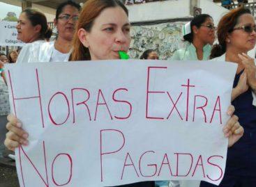 Médicos residentes e internos del HST amenazan con ir a otro paro