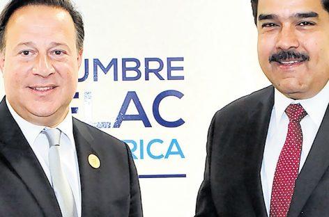 ¿De nuevo del lado de Maduro? Varela pide evitar «imposiciones» enVenezuela
