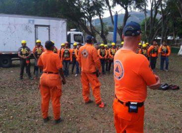 Por quinto día seguido buscan cuerpo de Karol Cisneros en chorro en Veraguas