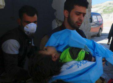 Panamá condenó el ataque químico en Siria que causó 58 muertes