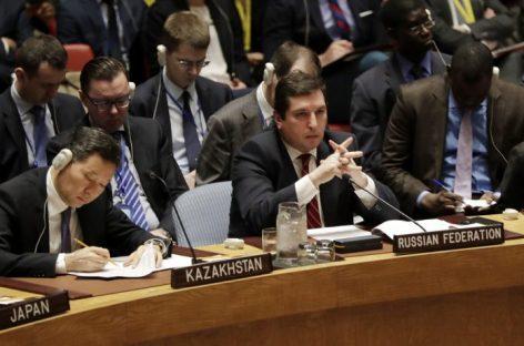 "Rusia advirtió consecuencias ""extremadamente graves"" por ataque de EE.UU."
