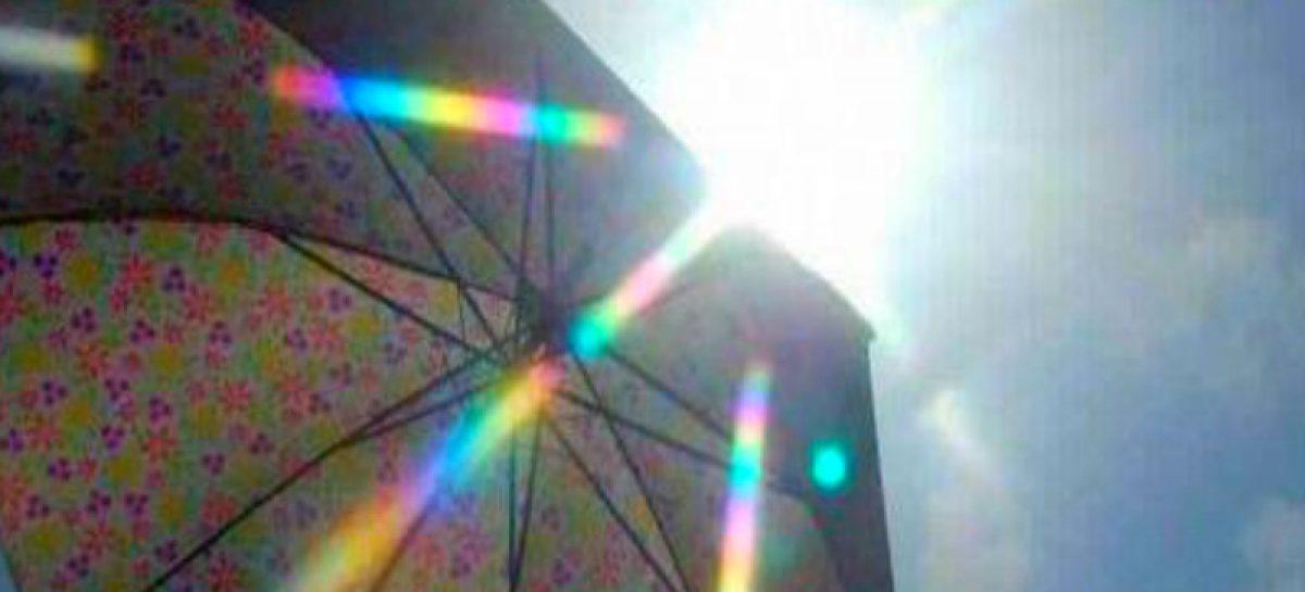 Alerta: Se esperan índices máximos de radiación ultravioleta hasta el jueves