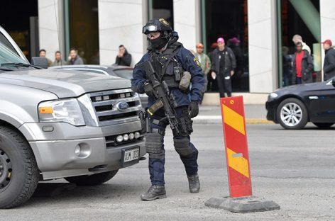 Policía sueca negó detención tras ataque y difundió foto de un sospechoso