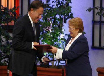 Varela y Bachelet reforzaron acuerdos en materia agropecuaria y de seguridad