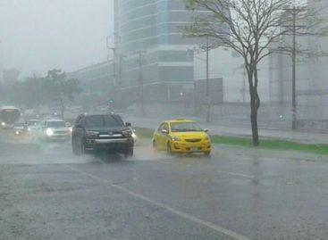 Emiten alerta de prevención por 24 horas por paso de onda tropical