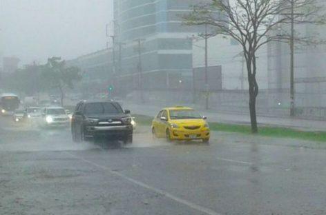 Sinaproc emite alerta de prevención por lluvias hasta el 20 de mayo