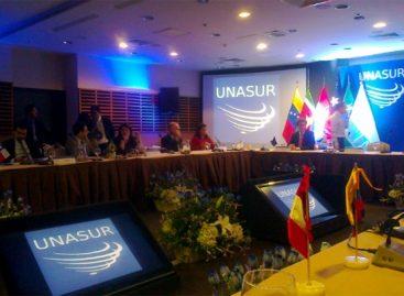 Argentina asumió la presidencia pro témpore de la Unasur hasta 2018