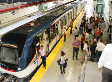 El Metro volvió a fallar justamente eldía de su tercer aniversario