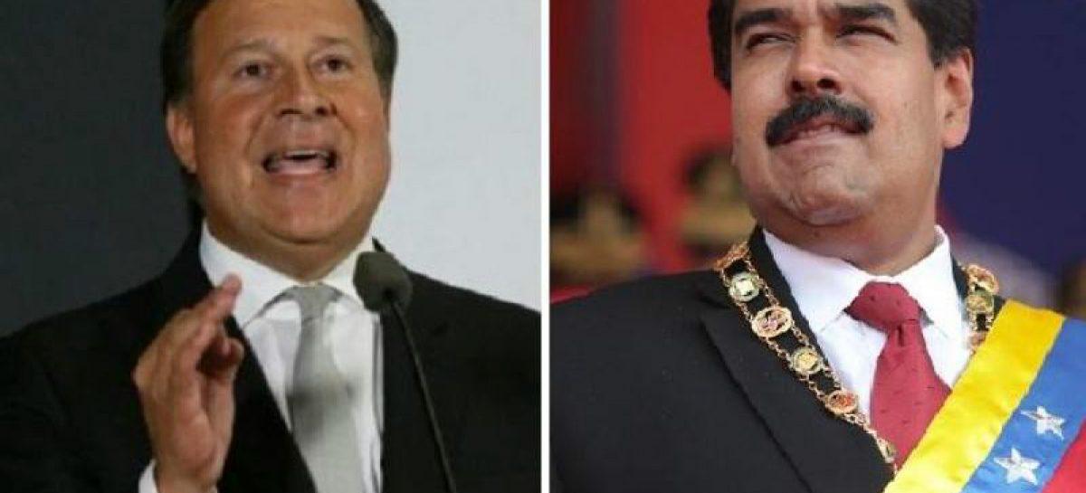 Varela tilda de «cobardes» las actuaciones de Maduro en Venezuela