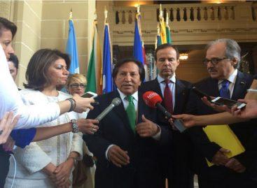 Expresidente peruano Toledo pidió a OEA medidas firmes ante crisis venezolana