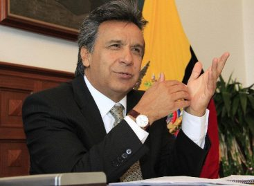 Lenín Moreno asumió Presidencia de Ecuador