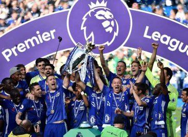 Chelsea recibió el título de campeón tras golear al Sunderland