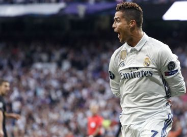 Cristiano Ronaldo lideró al Real Madrid ante el Atlético por Champions