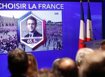 Emmanuel Macron ganó las elecciones en Francia