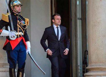 Macron recibirá a Putin el próximo lunes en Versalles