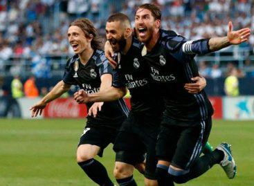 Entrenador de Juventus ve como gran favorito al Real Madrid