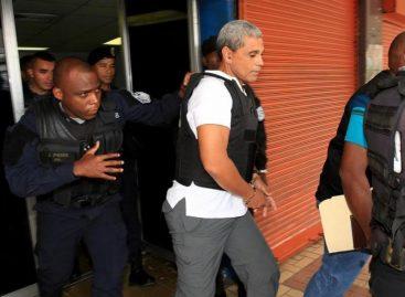 Trasladan de urgencia a Rafael Guardia al Hospital Santo Tomás
