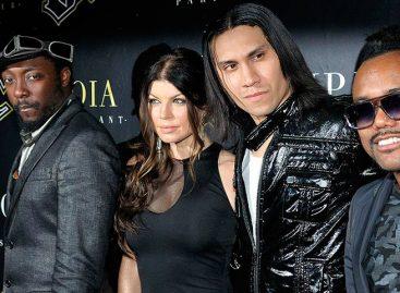 Los 'Black Eyed Peas' confirmados para la final de la Champions