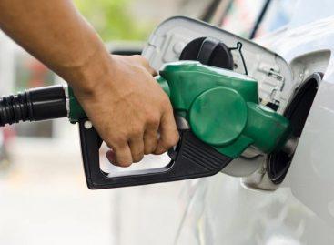 Nuevos precios del combustible entrarán en vigencia este viernes