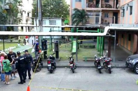 Investigan el crimen de un hombre en ciudad de Panamá