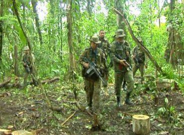 Hallan cinco extranjeros ilegales en Darién: Dos panameños detenidos