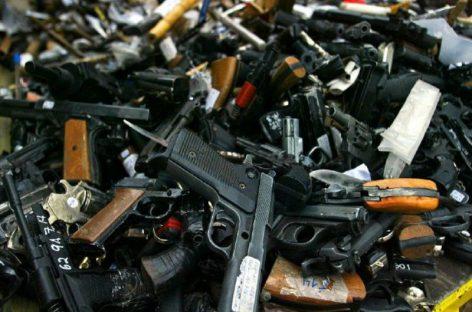 Minseg extiende por séptima vez suspensión de importación de armas