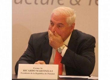 Martinelli comparecerá este martes ante un juez federal en Miami