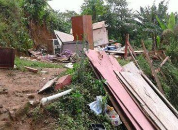Muerte de mujer en derrumbe develó vulnerabilidad en Cerro Galera