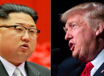 """Trump dijo que Kim Jong-un es """"resistente"""" y no excluye opción militar"""