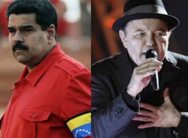 No respeta a nadie: Maduro también atacó a Rubén Blades (+Video)