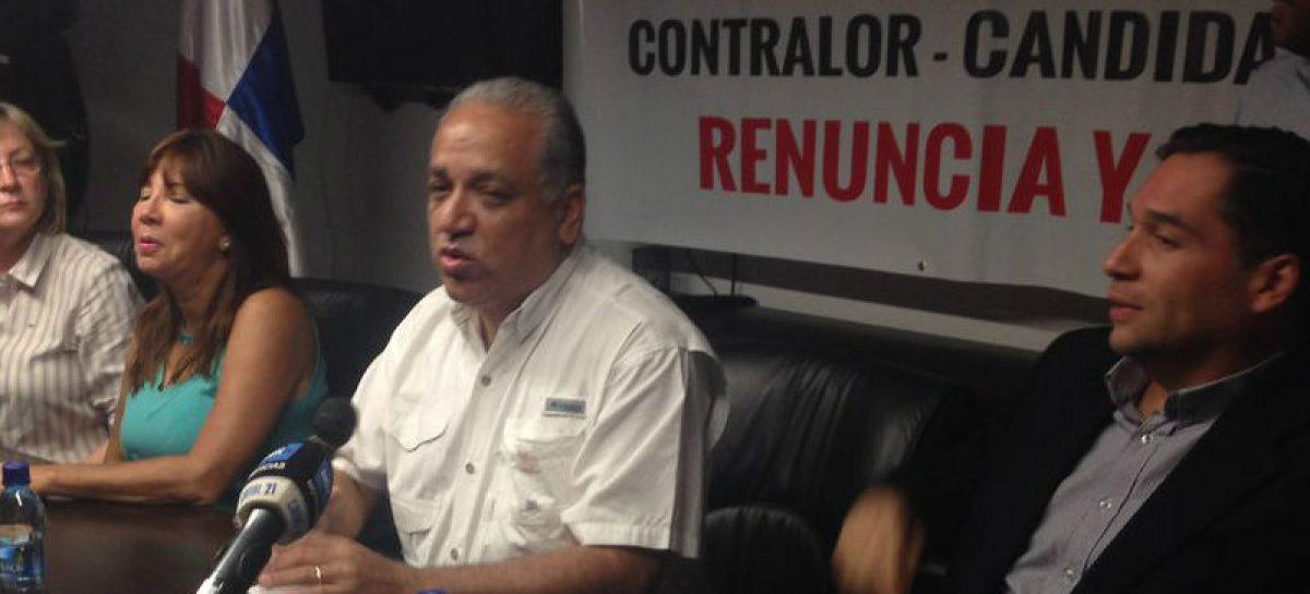 Cambio Democrático convoca a protestar frente a la Contraloría el 11 de mayo