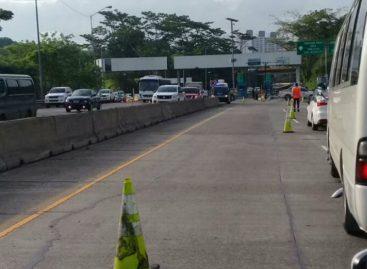 Murió un hombre tras ser arrollado en autopista Panamá-Colón (Video)