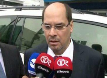 José Domingo Arias ya está ampliando su indagatoria en el MP