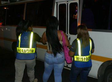 Más de 30 extranjeros indocumentados fueron retenidos en bares de San Miguelito