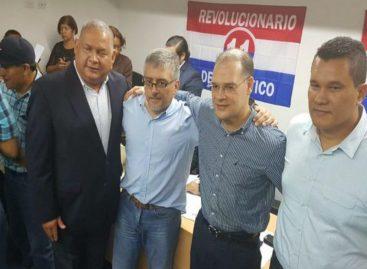 PRD escogió a su candidato a la presidencia de la AN