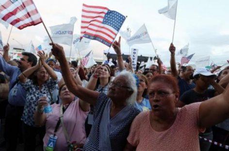 Puerto Rico votó a favor de convertirse en el estado 51 de Estados Unidos