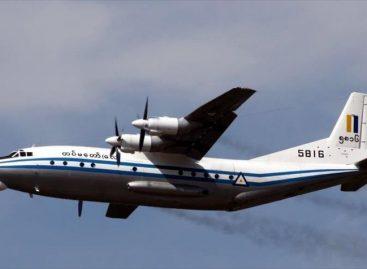 29 cuerpos fueron recuperados tras accidente aéreo de Birmania