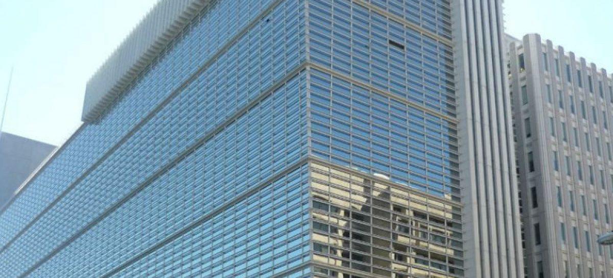 Banco Mundial concederá a Panamá 20 millones de dólares para compra de insumos y medicamentos