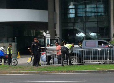Varela refuerza su seguridad ante protestas por el Decreto Ejecutivo 130