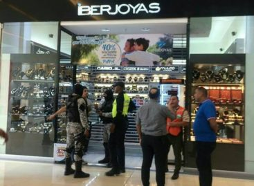 Tiroteo causó pánico en el CC Metromall de San Miguelito