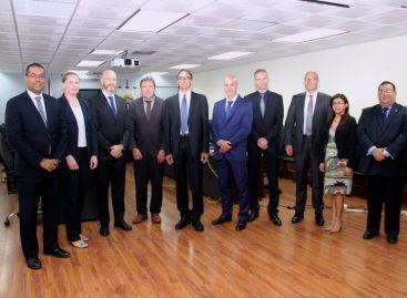 Fiscales panameños y alemanes se reunieron por caso Mossack Fonseca