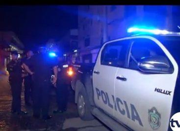 Funcionarios de la Policía se pelearon en Colón por una mujer
